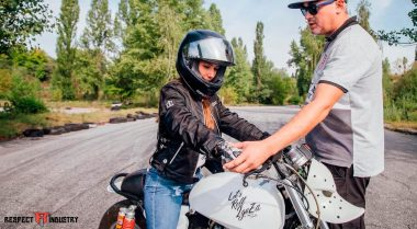 мотокурсы для девушек