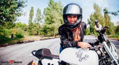 мотоцикл для леди