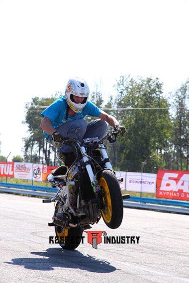 Мастер-класс по вождению мотоцикла