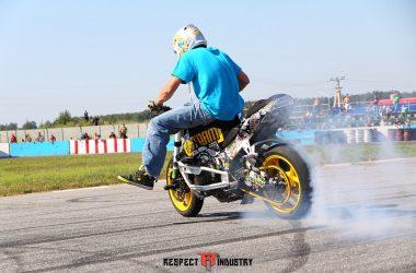 обучение дрифту на мотоцикле