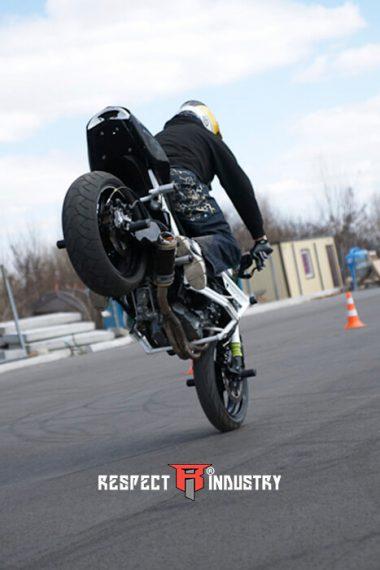 трюки на мотоцикле для профи киев respect school